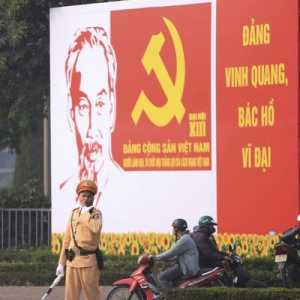 Partai Komunis Vietnam Gelar Kongres Ke-13 Untuk Pilih Pemimpin Baru
