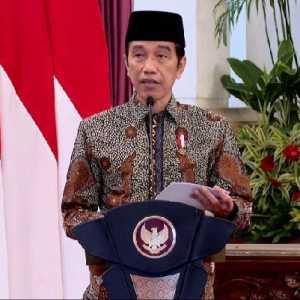 Jokowi: Kita Perkuat Industri Keuangan Syariah Dengan Satu Bank Syariah Terbesar Di Indonesia