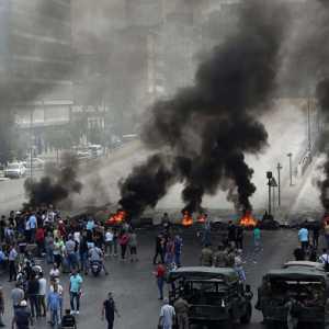UNICEF: 70 Anak Terluka Karena Ikut Aksi Protes Di Lebanon