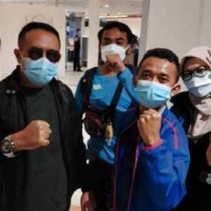Relawan PMI Solo-Politeknik Akbara Solo Berangkat Ke Lokasi Gempa Sulbar