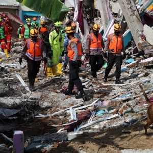 Masuk Tahap Transisi Pemulihan, BNPB Berupaya Percepat Pendataan Kerusakan Gempa Sulbar