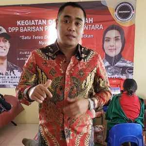 Kolaborasi KNPI DKI Jakarta Dan DPP Bapera Gelar Kegiatan Donor Darah Di Kota Depok