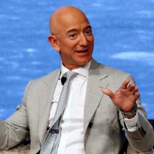 Kekayaannya Sempat Berkurang Rp 21 Triliun, Jeff Bezos Tetap Orang Paling Tajir Sejagat