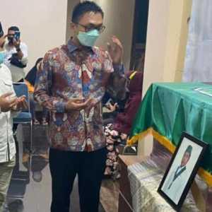 Kenang Mulyadi Tamsir Korban SJ-182, Aminuddin Maruf: Tidak Ada Kalimat Terucap Selain Penuh Kesantunan Dan Senyuman