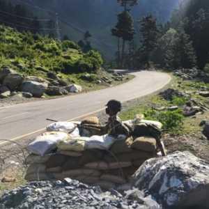 China Dan India Bentrok Lagi Di Perbatasan