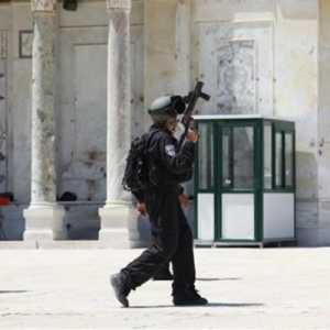 Serang Tentara Israel Dengan Pisau, Penduduk Palestina Ditembak Mati Petugas Di Tepi Barat
