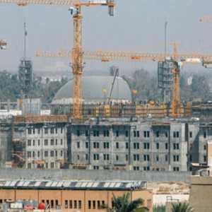 Irak Berikan Proyek Konstruksi Senilai 20 Juta Dolar AS Ke Perusahaan China