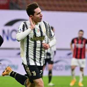 Juventus Nodai Langkah Gemilang AC Milan Di San Siro