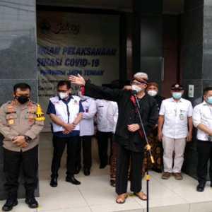 PPKM Jawa-Bali Diperpanjang, Ganjar Pranowo: Jateng Siap 100 Persen