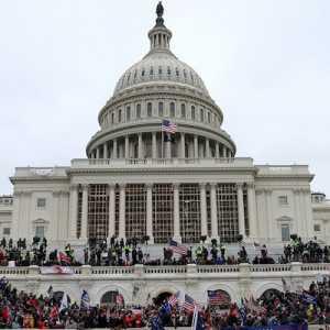 Sehari Sebelum Kerusuhan, Asosiasi Jaksa Agung Republik Kirim Robocall Ajakan Untuk Warga Memprotes Di Capitol Hill