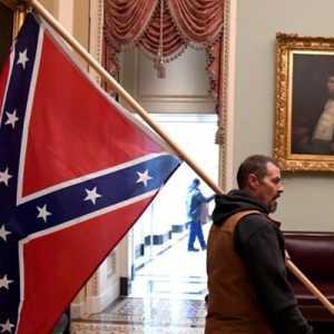 Bukan Dikecam, Peristiwa Capitol Hill Justru Disanjung Tokoh Sayap Kanan Eropa Timur
