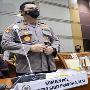 Komjen Listyo Sigit Prabowo Komitmen Tampilkan Kepemimpinan Yang Melayani Dan Menjadi Teladan