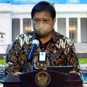 Kasus Harian Covid-19 Diprediksi Bisa Menyentuh 40 ribu, Airlangga: Kita Bicara Kasus Real Saja!