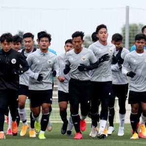 Tak Dapat Izin Beruji Coba Di Spanyol, Timnas U-19 Pulang Lebih Cepat