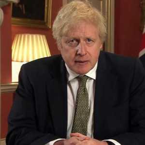 PM Inggris Boris Johnson  Kutuk Kerusuhan Yang Terjadi Di Capitol Hill
