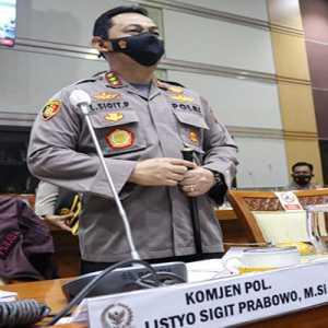 Anggota Terlibat Narkoba, Komjen Listyo Sigit: Pecat Dan Pidanakan!