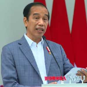 Umumkan Dewas Dan Direktur Lembaga Pengelola Investasi, Jokowi: INA Diperintah Langsung Dan Dilindungi UU Ciptaker