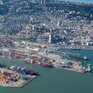 Israel Tolak Permintaan AS Awasi Pelabuhan Haifa Karena Adanya Pengaruh China