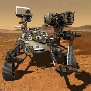 Misi Mars NASA Segera Mendarat Di Kawah Planet Merah Pekan Ini