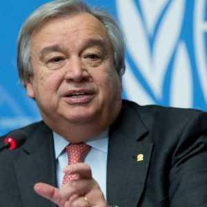 Antonio Gutteres Kembali Incar Posisi Sekjen PBB 2022-2026, Tapi Honduras Ingin Posisinya Digantikan Perempuan
