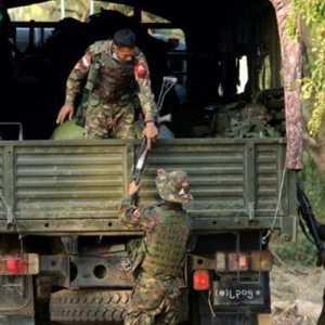 Muncul Kelompok Gerakan Pembangkangan Sipil Pasca Pecahnya Kudeta Militer Myanmar