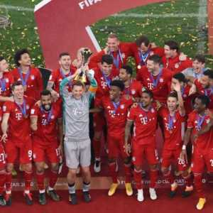 Sabet Trofi Club World Club, Bayern Gabung Sixtuple Club