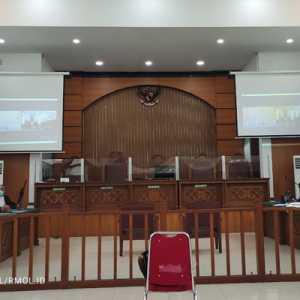 Sidang Lanjutan, Terdakwa Jumhur Hidayat Belum Bisa Hadir Langsung Di PN Jaksel