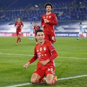 Gulung Lazio 4-1, Dua Pemain Bayern Ini Torehkan Rekor Spesial