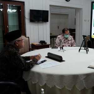 Muzzaki Baru 0,02 Persen Dari Total Umat Muslim Indonesia, Wapres Minta Baznas Buat Terobosan