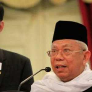 Survei LSI, Publik Lebih Puas Kinerja Jokowi Ketimbang Maruf Amin
