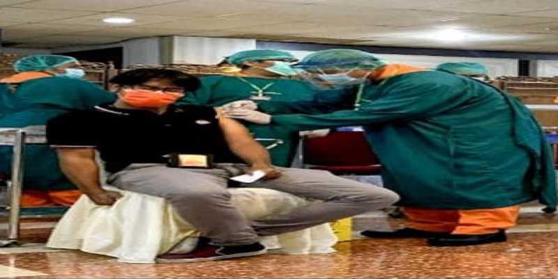 Vaksinasi Untuk Wartawan