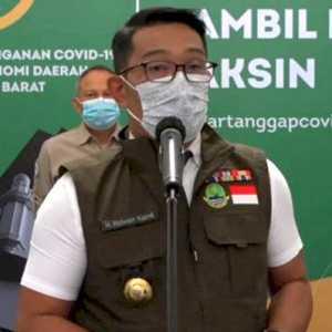 Bantah Incar Kursi Ketua DPD Golkar, Ridwan Kamil Akui Pernah Ditawari Beberapa Parpol Jabar