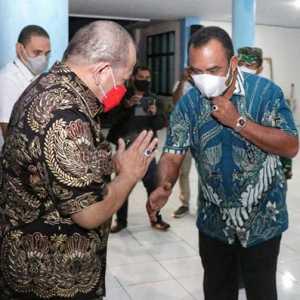 Jangan Pertambangan, Ketua DPD RI Minta Kearifan Lokal Dan Pariwisata Raja Ampat Tetap Dijaga