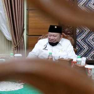 Rapat Bersama Bupati Pamekasan, Ketua DPD Bicara Kekuatan Ekonomi Daerah Hingga Provinsi Madura
