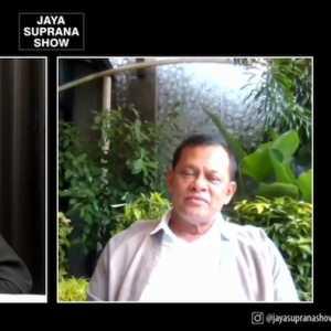 Di Jaya Suprana Show, Gatot Nurmantyo Minta Pemerintah Lebih Perhatian Pada Nasib Peternak