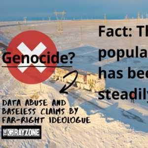 Grayzone: Tudingan Genosida AS Terhadap China Bersumber Dari Laporan Ekstremis Sayap Kanan Jerman