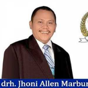 Upaya Kudeta Dibayar Mahal, Jhoni Allen Marbun Akan Diberhentikan Sebagai Anggota DPR