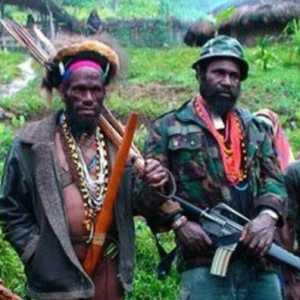 Tanpa Alasan Jelas, KKB Papua Tembak Warga Sipil Dari Jarak 2 Meter