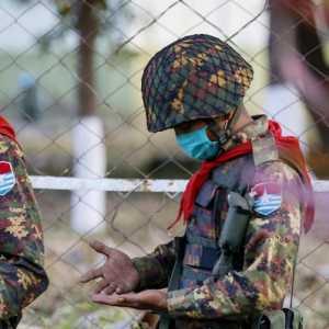Facebook Blokir Akun Media Hingga Perusahaan Terkait Junta Militer Myanmar