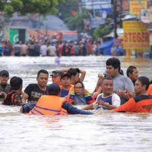 Banjir Di Tangerang, Gubernur Banten: Karena Kali Angke Tidak Pernah Dinormalisasi Pemerintah Pusat