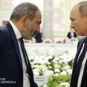 Bahas Situasi  Armenia, Putin: Tentara Harus Menjaga Negara Dan Otoritas Yang Sah