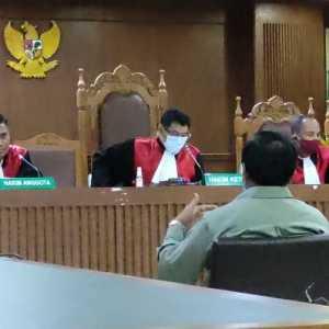 Di Hadapan Hakim, Slamet Soebjakto Ngaku Tidak Tahu Tujuan Edhy Prabowo Bentuk Tim Uji Tuntas Ekspor Benur