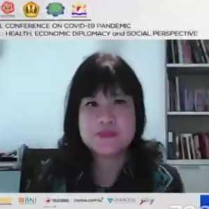 Transformasi Digital Hingga GVC Jadi Tantangan Pemulihan Ekonomi Indonesia