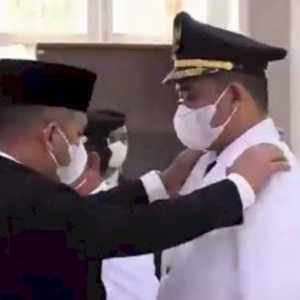 Didampingi Kahiyang Ayu, Bobby Nasution Resmi Dilantik Jadi Walikota Medan