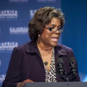 Senat Kukuhkan Linda Thomas-Greenfield Sebagai Dubes AS Untuk PBB