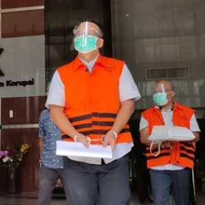 Diperpanjang, Edhy Prabowo Cs Kembali Nginep Di Rutan Sampai 24 Maret