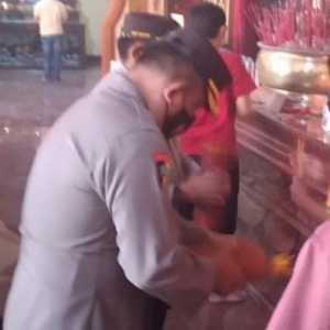 Patuh Anjuran Ibadah Di Rumah Aja, Perayaan Imlek Di Banten Kondusif