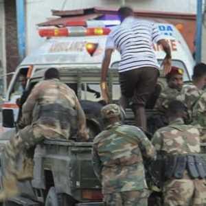 Hotel Langganan Pejabat Somalia Diguncang Bom, Militan Al-Shabaab Akui Sebagai Dalangnya