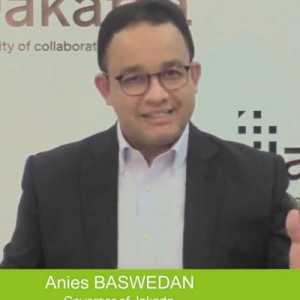 Anies Baswedan: Kolaborasi Jadi Kunci Hadapi Perubahan Iklim