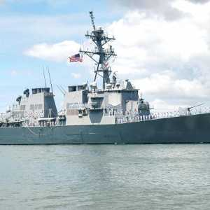 Lagi, Kapal Perang AS Berlayar Di Kepulauan Spratly